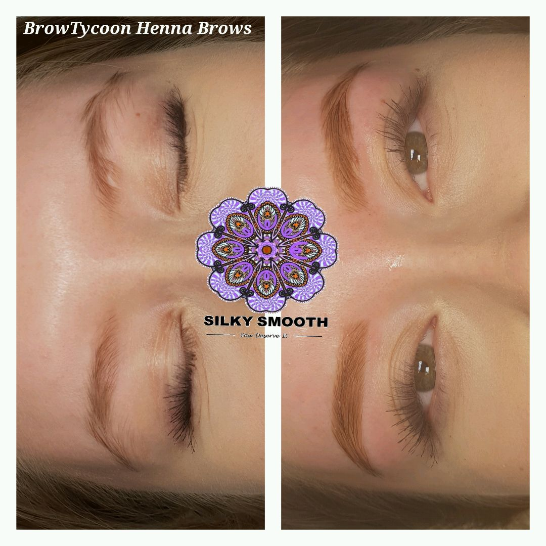 Henna brows 5