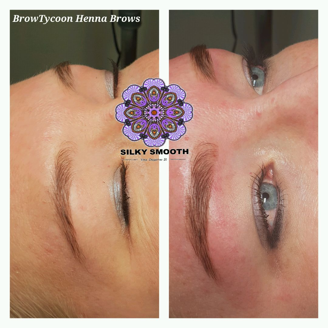 Henna brows 6