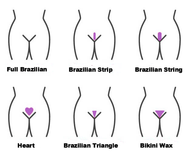 Brazilian wax Julianadorp