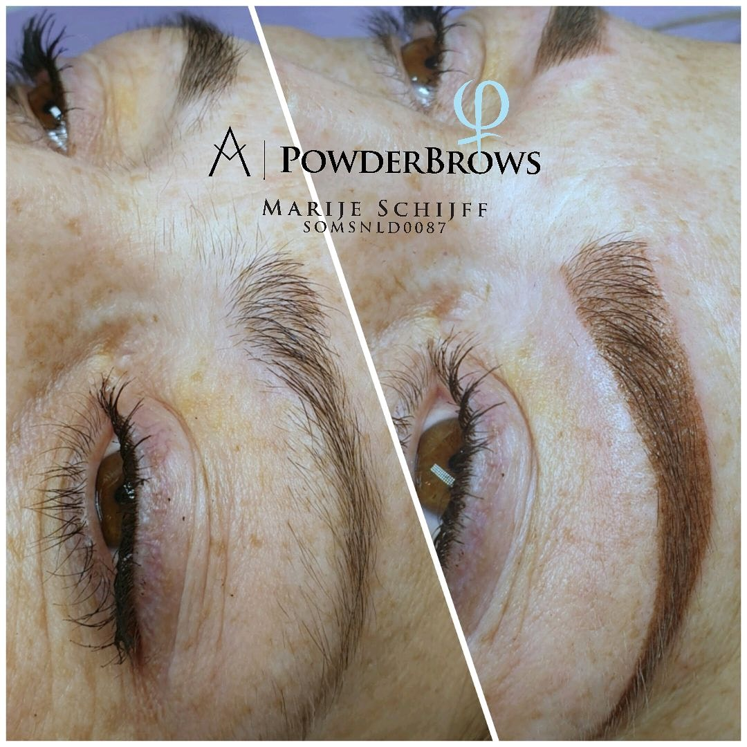 Ombre Powderbrows Julianadorp