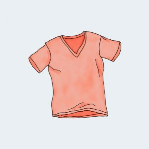 T-Shirt with Logo - SILKY SMOOTH