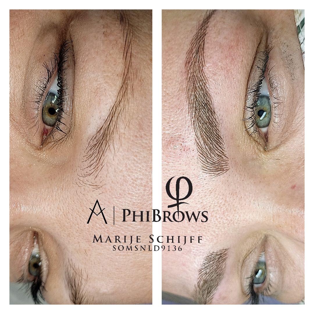 Nano brows