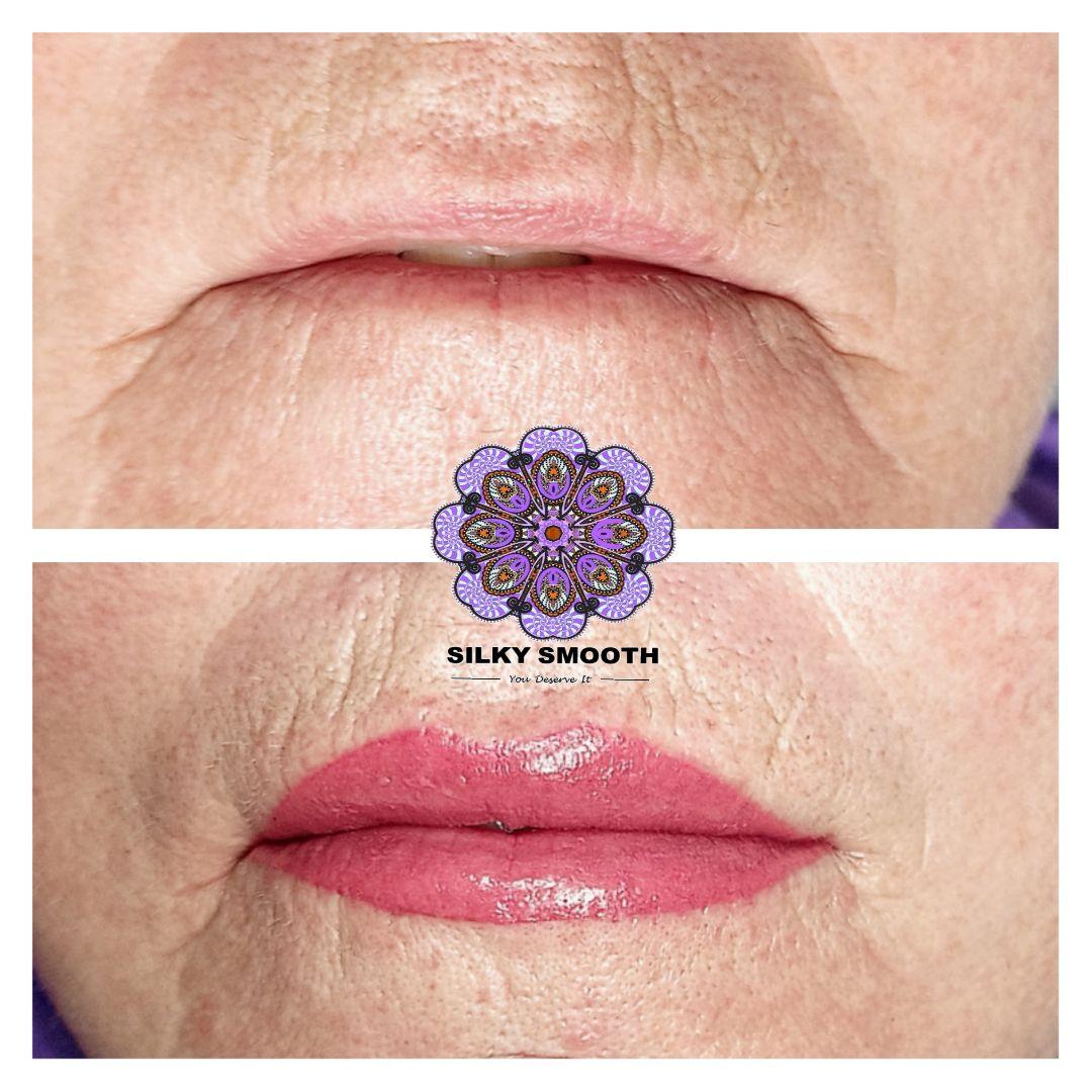 Full lips direct erna