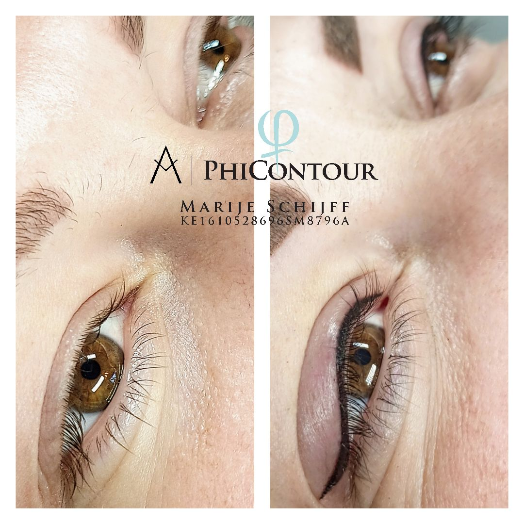 Eyeliner permanente make up julianadorp